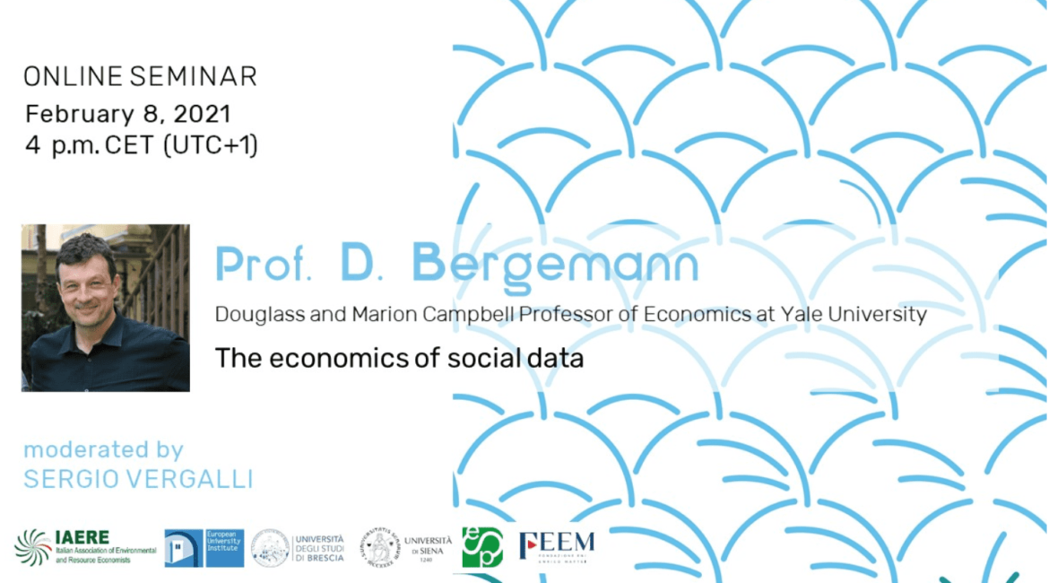 The Economics of Social Data